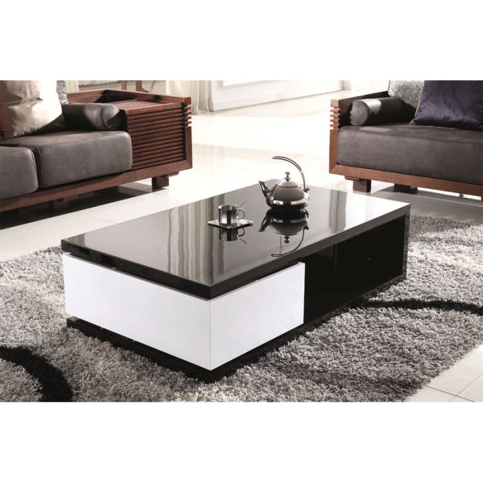 Klub stolovi npm interio lux - Table basse bar blanche ...