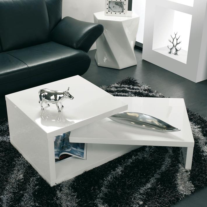 Klub stolovi npm interio lux - Table basse moderne blanche ...