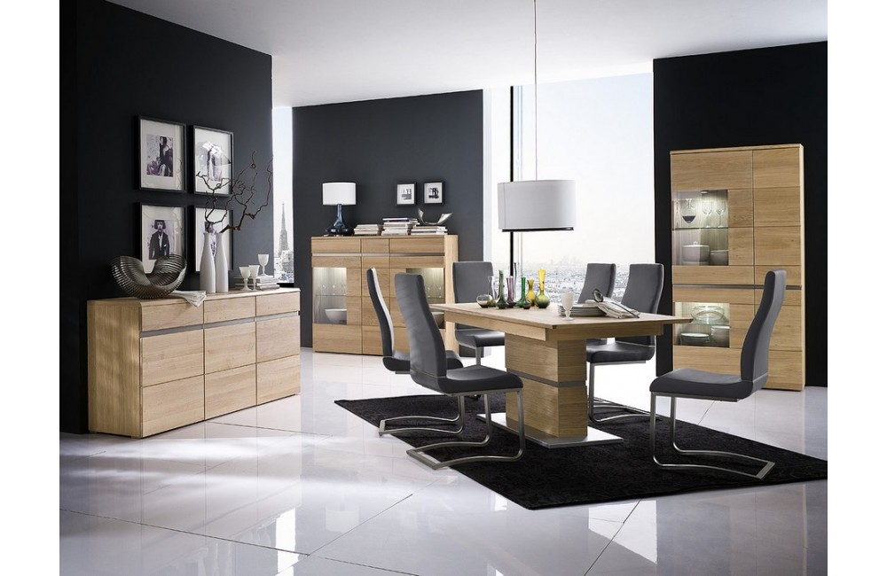 salle manger moderne accueil design et mobilier. Black Bedroom Furniture Sets. Home Design Ideas