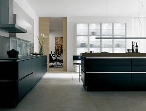 simple-black-kitchen-design-photo