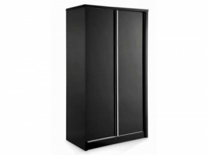 Novello BLACK Bedroom Sliding Wardrobe- PAGE 10 1425480099