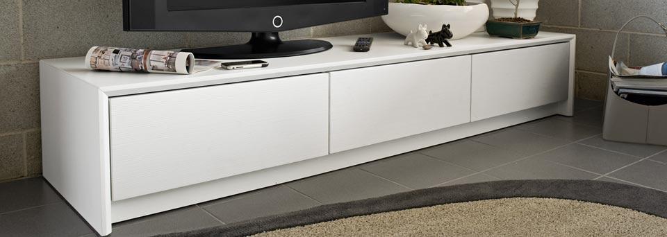 Tv komode interio lux for Mobile basso da sala